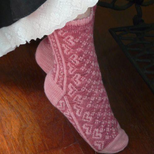 Lovely Socks side 2