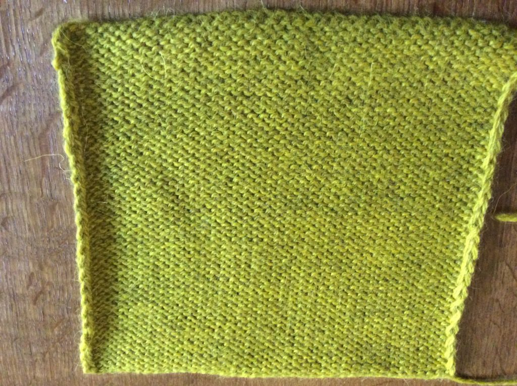 Combination knitting - Ann Kingstone